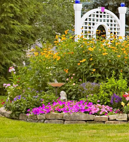 Exceptionnel Garden Tour: English Style Cottage Garden In Ohio