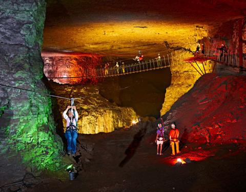 5 Cool Midwest Cave Tours Midwest Living