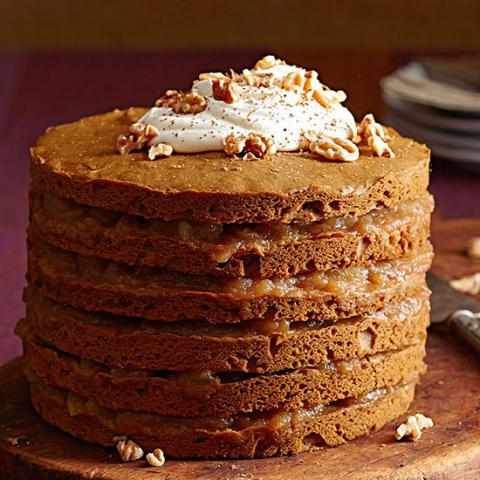 New Pioneer Travel >> Our Best Fall Cake Recipes | Midwest Living
