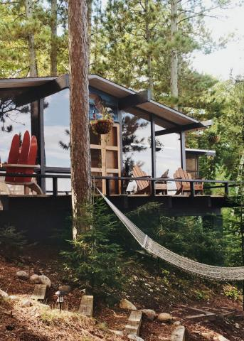The Cabin Issue Instagram Readers Cabins Midwest Living