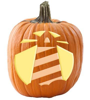 10 Midwest Pumpkin Stencils Midwest Living
