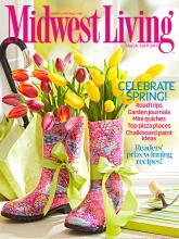 March-April 2013 Midwest Living Cover.
