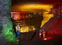 Louisville's Mega Cavern