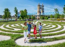 Smale Riverfront Park, Cincinnati
