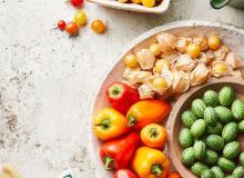 Mini vegetables