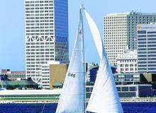 Sea Dog Sailing. Photo courtesy of Visit Milwaukee.