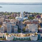 State Capitol and Monona Terrace