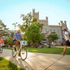 The Quad at Illinois State University