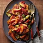 Cider-Braised Chicken