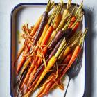 Maple-Glazed Roasted Carrots