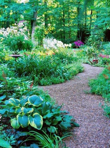 Bon 9 Ways To Create A Garden Path