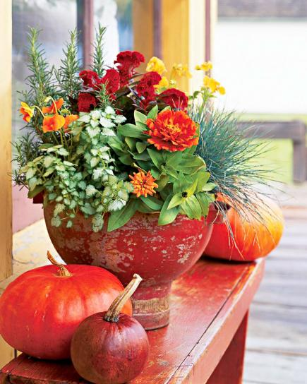 Fresh fall container gardens midwest living fresh fall container gardens mightylinksfo
