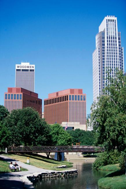 Things to Do in Omaha--Downtown Omaha