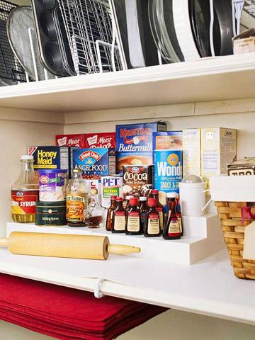 Small Room Food Storage