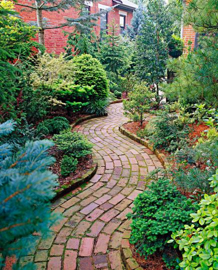 9 Ways to Create a Garden Path Midwest Living