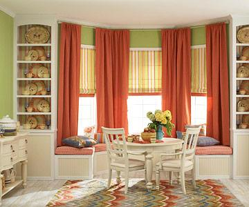 our favorite window treatments midwest living - Window Covering Ideas