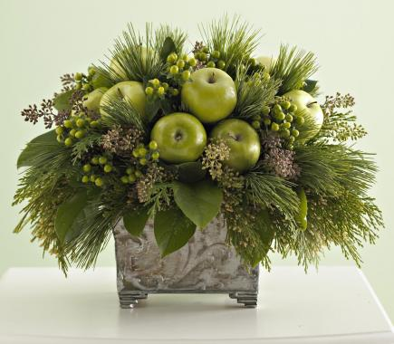 How To Create An Apple Of Your Eye Centerpiece Midwest