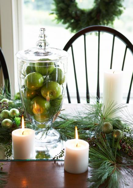 50 easy christmas centerpiece ideas midwest living christmas centerpiece ideas apples solutioingenieria Images