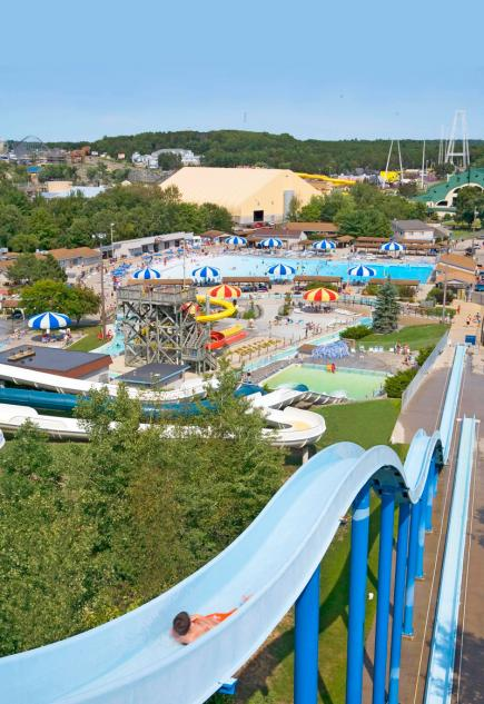 Wisconsin Dells Water Park Capital Of The World