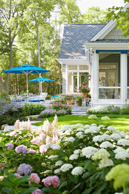 Beautiful Backyards 35 beautiful backyards | midwest living