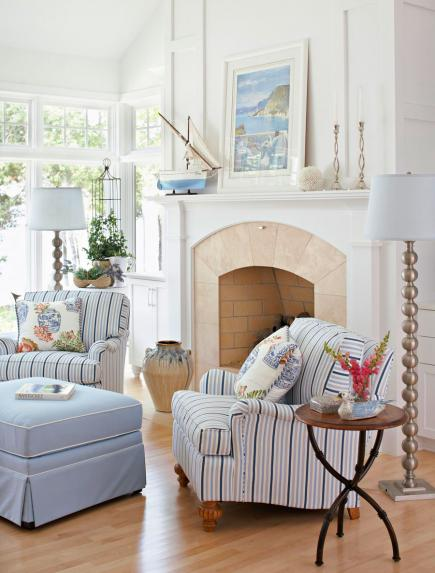 Light and Bright Dream Home Decorating | Midwest Living