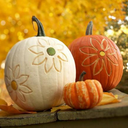 Pumpkin decorating projects midwest living