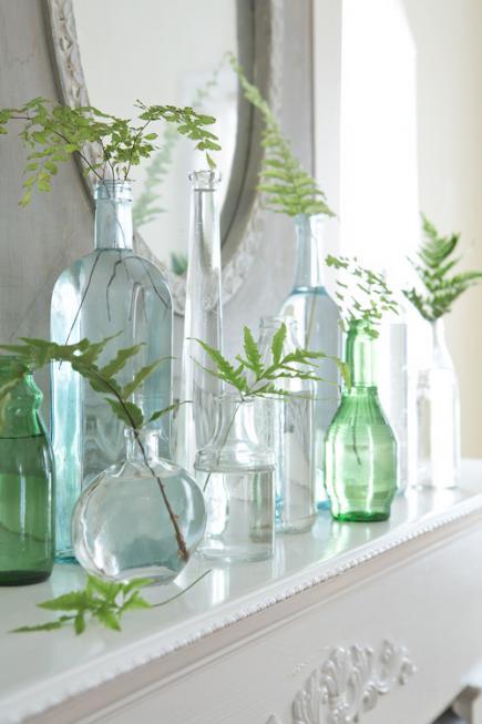 Green your wine cellars away!