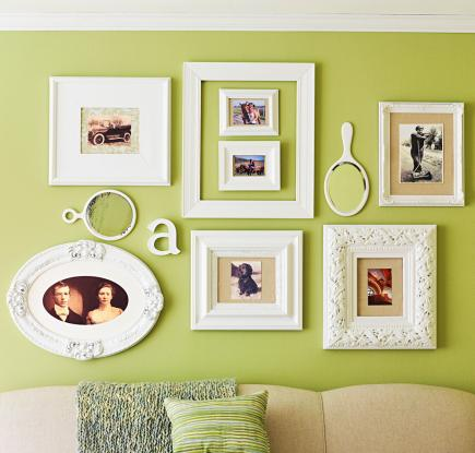 Charming Arranging Pictures On Wall Ideas Ideas - Wall Art Design ...