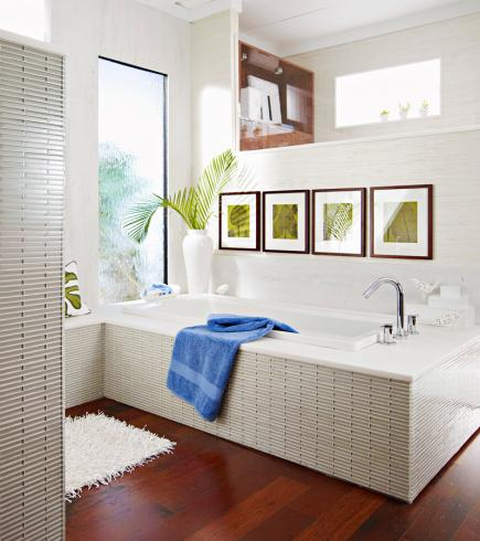 bathroom wet area design