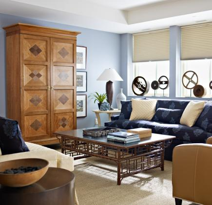 15 Comfortable Family Rooms | Midwest Living