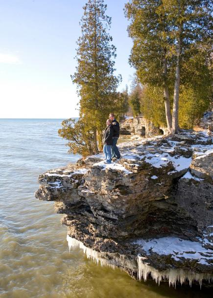 Things to Do in Door County--Whitefish Dunes State Park