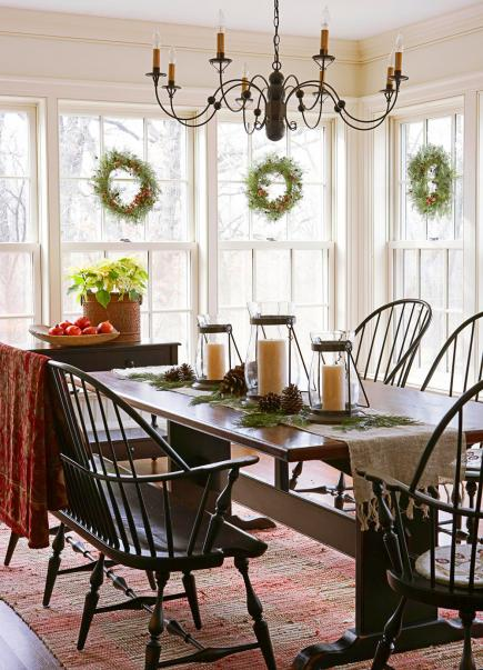 Spring Farmhouse Kitchen Decor