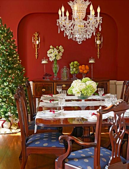 Formal Dining Room Decor Ideas