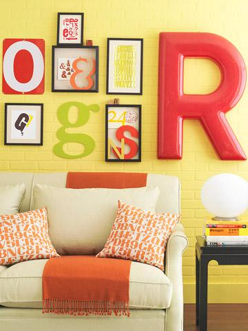 Easy Blank Wall Solutions | Midwest Living