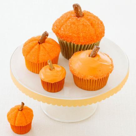 Pumpkin cupcakes recipes easy