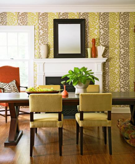 Midwest Living Idea House 2003: 30 Dining Room Decorating Styles