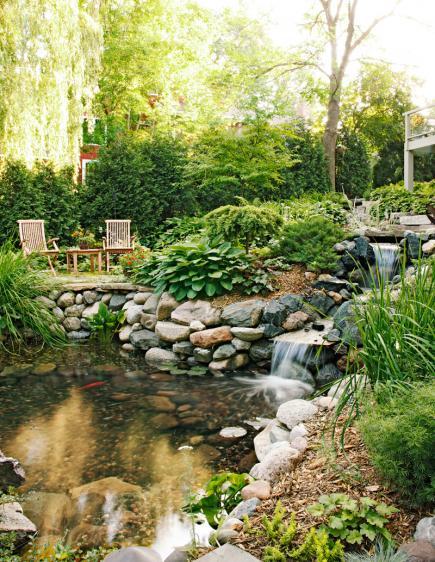 how to create a backyard garden