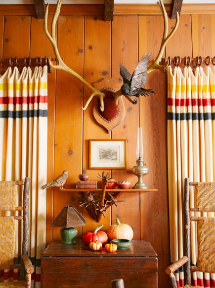 Decorate With Cabin Style Midwest Living