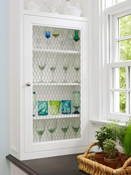 Kitchen Cabinet Doors Makeover Ideas 25 ideas for kitchen cabinet makeovers | midwest living