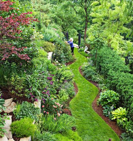 Garden Ideas For Minnesota garden design: garden design with minneapolis mn landscape design