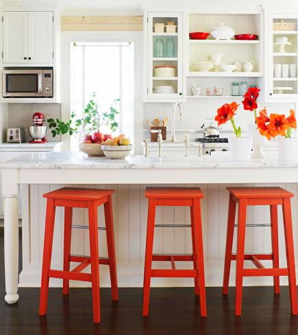 Decorating Ideas Kitchen 10 country kitchen decorating ideas | midwest living