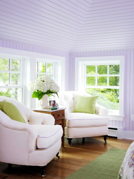 Decorating With Purples And Pinks Midwest Living