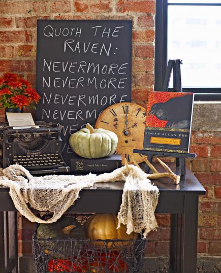 throw a grown up halloween party