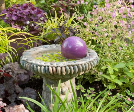 Perfect Birdbaths To Enhance Your Landscape