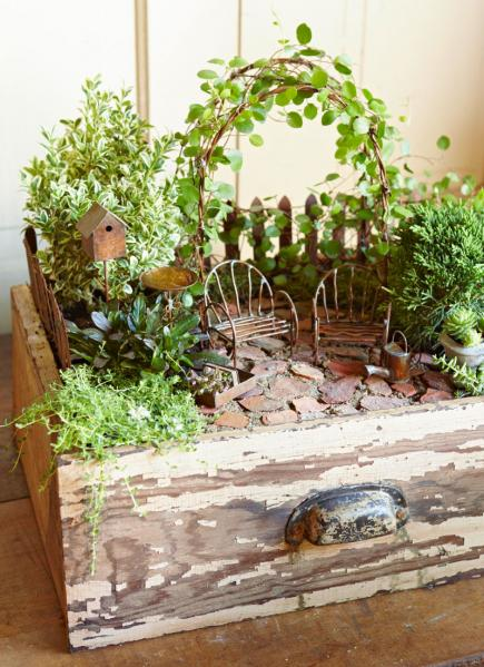 Create a Magical Miniature Garden Midwest Living