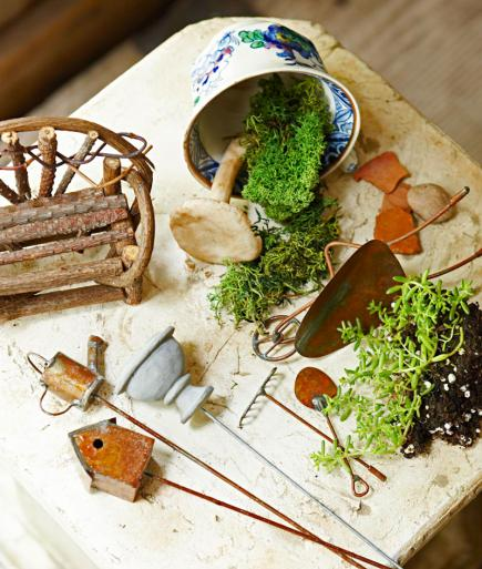Miniature Garden Ideas ideas de jardines miniatura 25 mini gardensminiature Create A Magical Miniature Garden