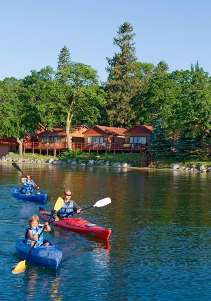 Laid Back Family Lake Resorts Midwest Living