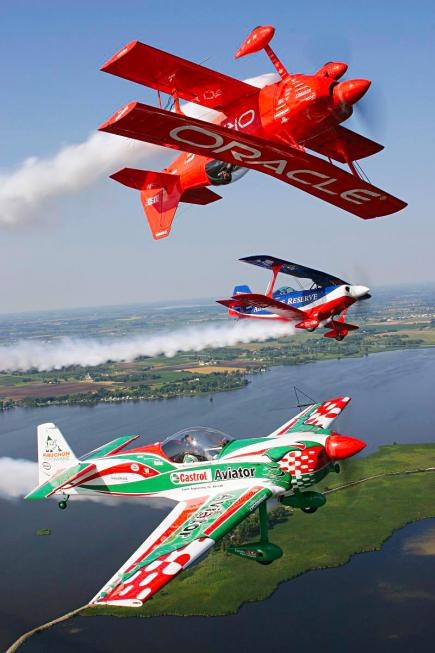 Experimental Aircraft Association's annual end-of-July AirVenture celebration