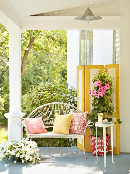 12 Ways To Create A Cozy Porch Midwest Living