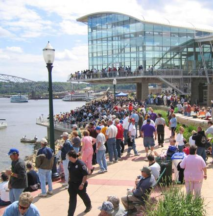 Things to do in Dubuque—Riverfront